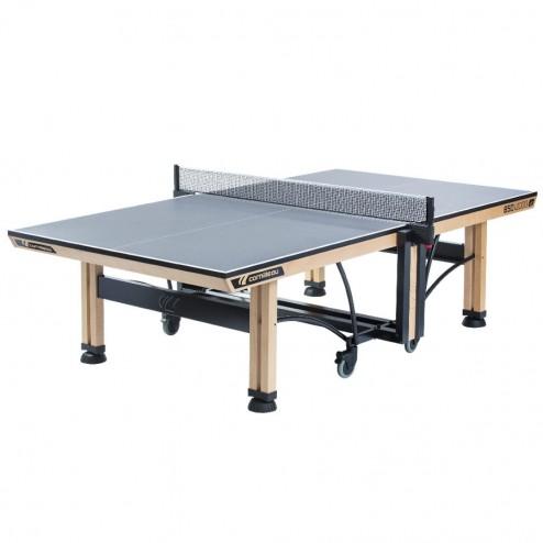 Cornilleau Tischtennistisch Competition 850 Wood ITTF grau