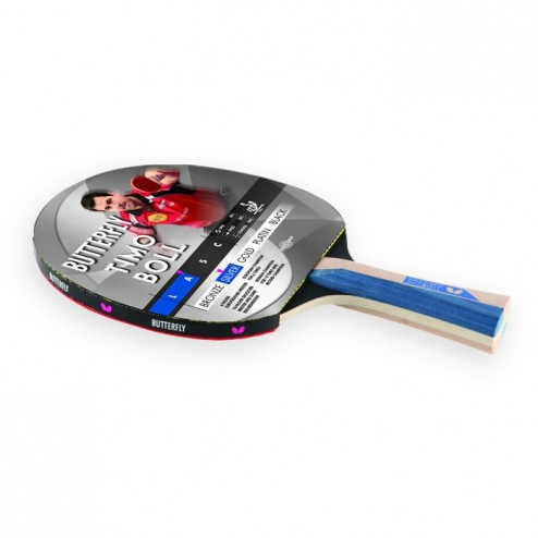 Butterfly TIMO BOLL SILVER