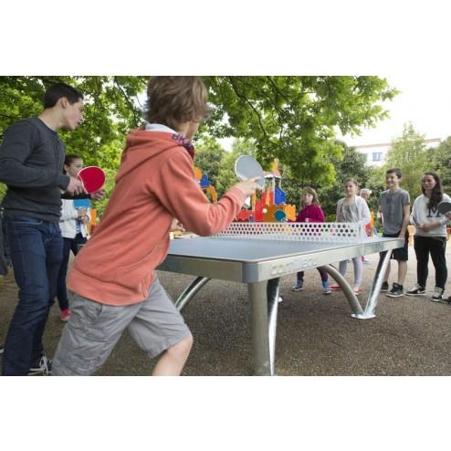 Tischtennis Lektion Schulsport