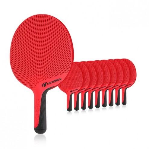 Tischtennis Set Tischtennischläger 10 Stück