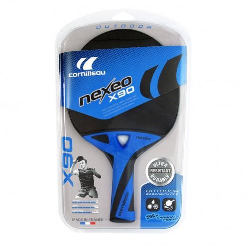Tischtennisschläger Nexeo 90 Carbon