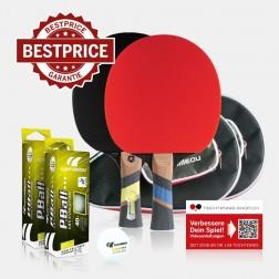 Tischtennisschläger Set Excell