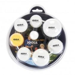 JOOLA Tischtennisball Multisize Set