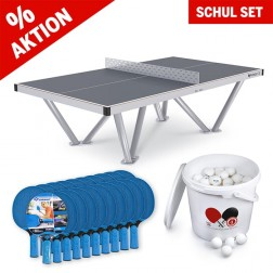 Tischtennistisch Schul Set
