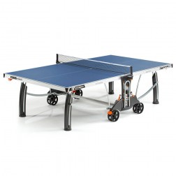 Tischtennistisch der Spitzenklasse auch in blau verfügbar