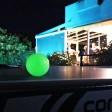 24 Tischtennisbälle (fluoreszierend)