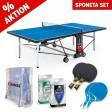 Tischtennistisch Sponeta Set