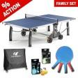 Tischtennistisch Familien Set All in one