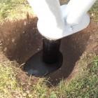 Bodenverankerungs-Set zu Park (Nachfolger von Betontischtennistisch)