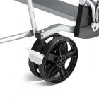 Räder mit Bremsen - Cornilleau Tischtennistisch Black Code
