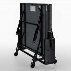 Geklappter Outdoor Tischtennistisch SDL Black