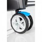 Kettler Sketch Pong - Räder mit Bremsen