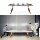 Ess- und Konferenztisch. Pingpong Tisch