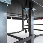Rechteckprofilrohr 60 x 40 mm, pulverbeschichtet