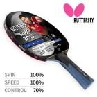 Butterfly Timo Boll Black - Tischtennisschläger