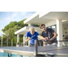 Tischtennis Gruppen Lektion - Privat bei Ihnen zuhause