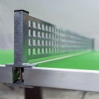Netzgarnitur aus Metall (Stahl feuerverzinkt)