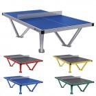 Outdoor Tischtennistisch in verschiedenen Farben