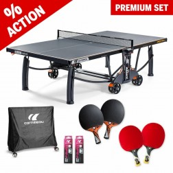 Tischtennistisch Premium Set