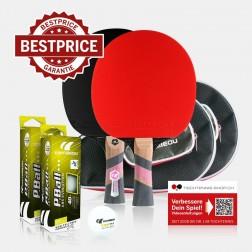 Tischtennisschläger Set Premium Cornilleau