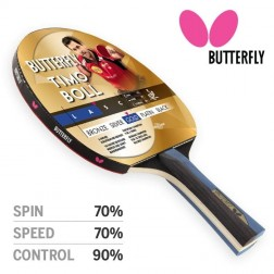Butterfly TIMO BOLL GOLD