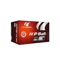 Tischtennis Bälle ITTF 1-Stern P-Ball (Polymer)