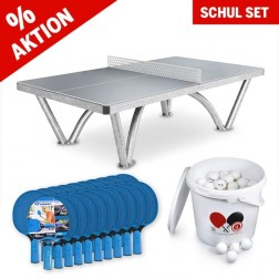 Tischtennistisch Schul Set (Firmen & Parks)