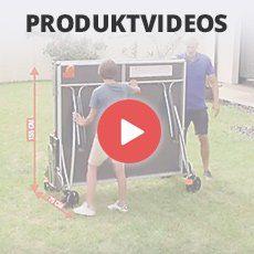 Produktvideos aller Outdoor Tischtennistische