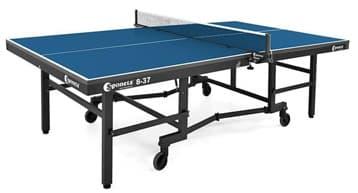 3 Jahre Garantie auf Indoor Tischtennisplatten