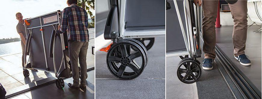 Doppelrollen für mehr Mobilität